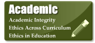 Academic Integrity Ethics Across Curriculum Ethics in Education